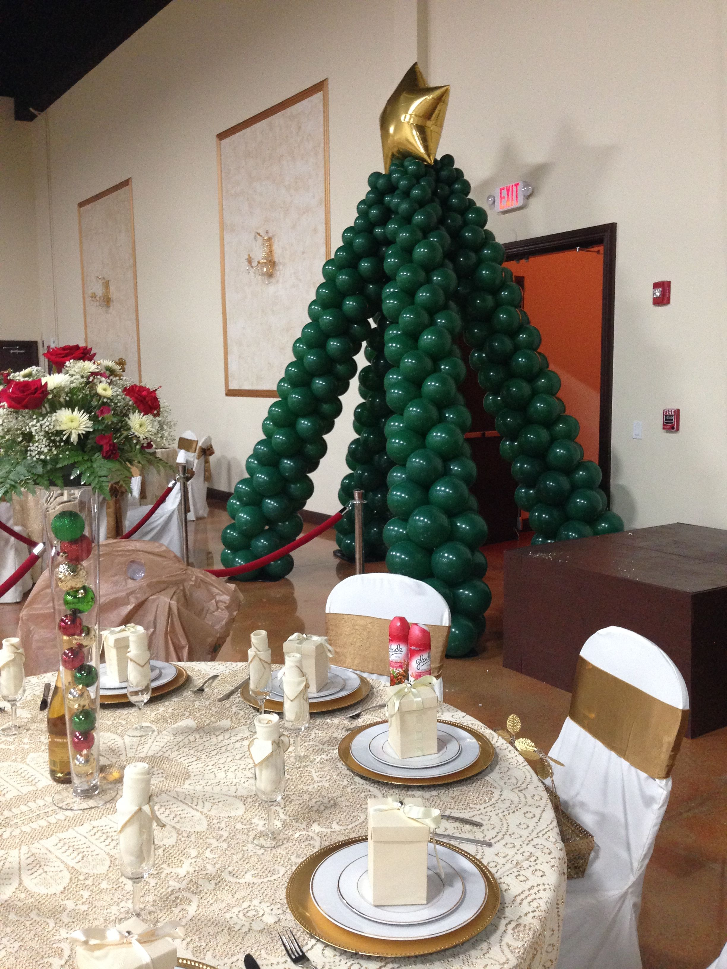 Pin By Liz Smith On Crafty Things Diy Christmas Party Decorations