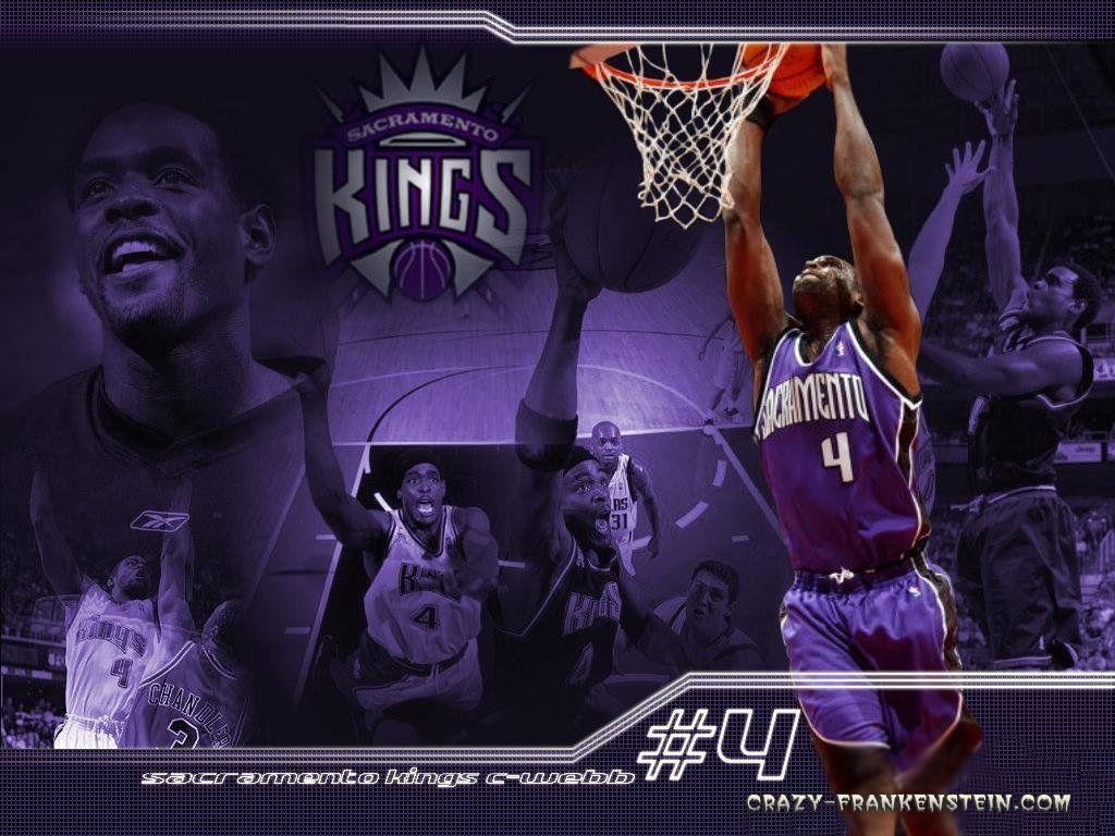Sacramento Kings Basketball Wallpaper Chris Webber C Webb ForeverPurple
