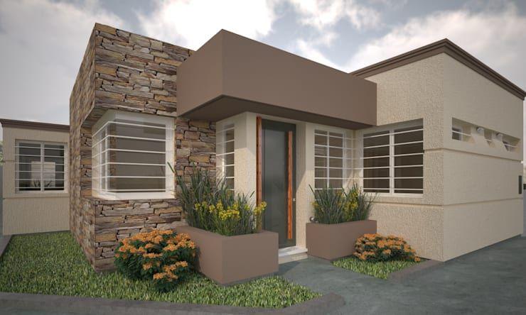 19 Diseno exteriores fachadas casa