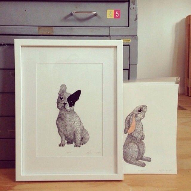 @laurashallcrass @hannahsayshi Thanks for sharing these cute fury prints.