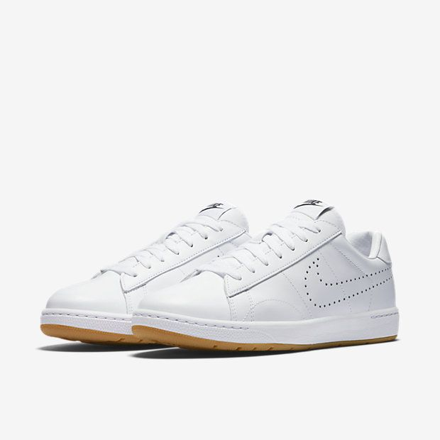 newest a7a5f a33cc ... Gum Womens Shoes 725111-102  Nike White Black Womens Tennis Classic  Ultra Leather Shoes UK498484  Nike Tennis Classic Ultra Leather Women s Shoe  ...
