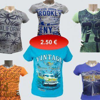 Ανδρικά μακό μπλουζάκια κοντομάνικα με στάμπα βαμβακερά σε διάφορα σχέδια  και χρώματα Μεγέθη XS-XL c4927287563