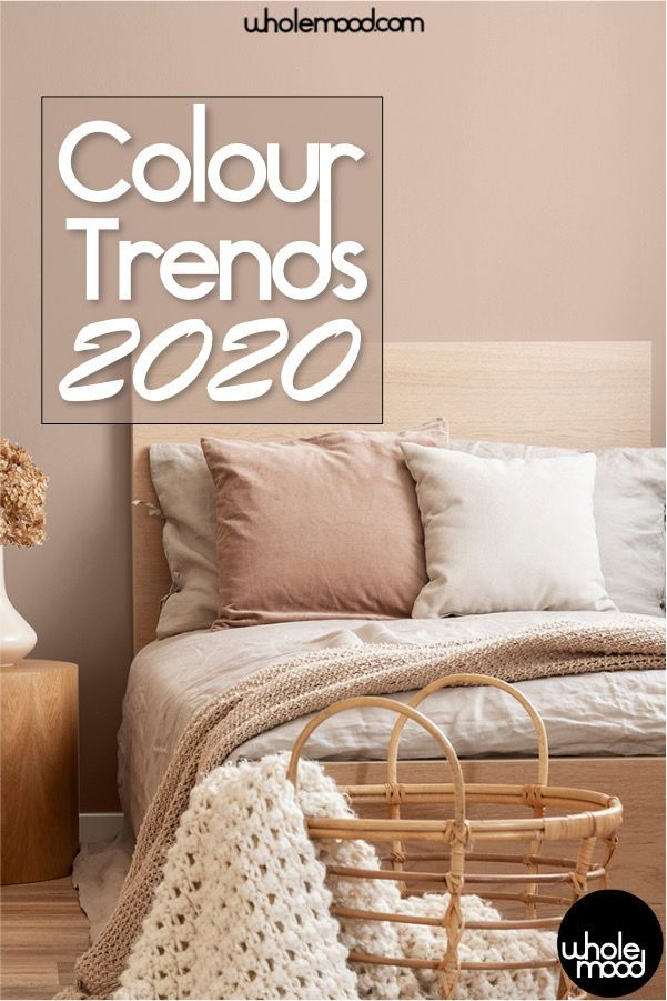 2020 Colour Trends: Cool, Calm & Collected Right H