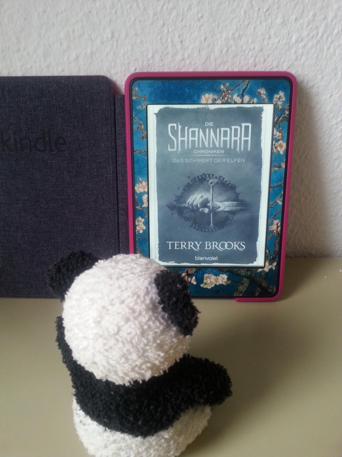 Lesefortschritt: Die Shannara-Chroniken - Das Schwert der Elfen - Buch