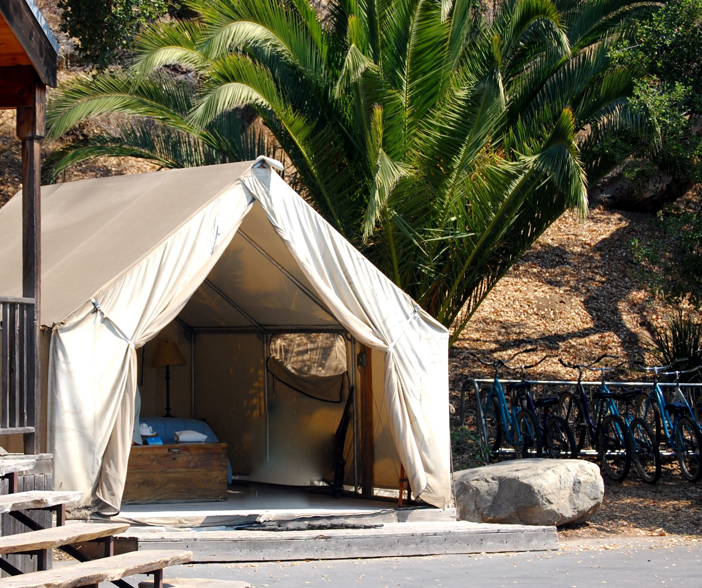 El Capitan Canyon C&ground outside of Santa Barbara Ca. Glamour c&ing(Gl&ing & El Capitan Canyon Campground outside of Santa Barbara Ca ...
