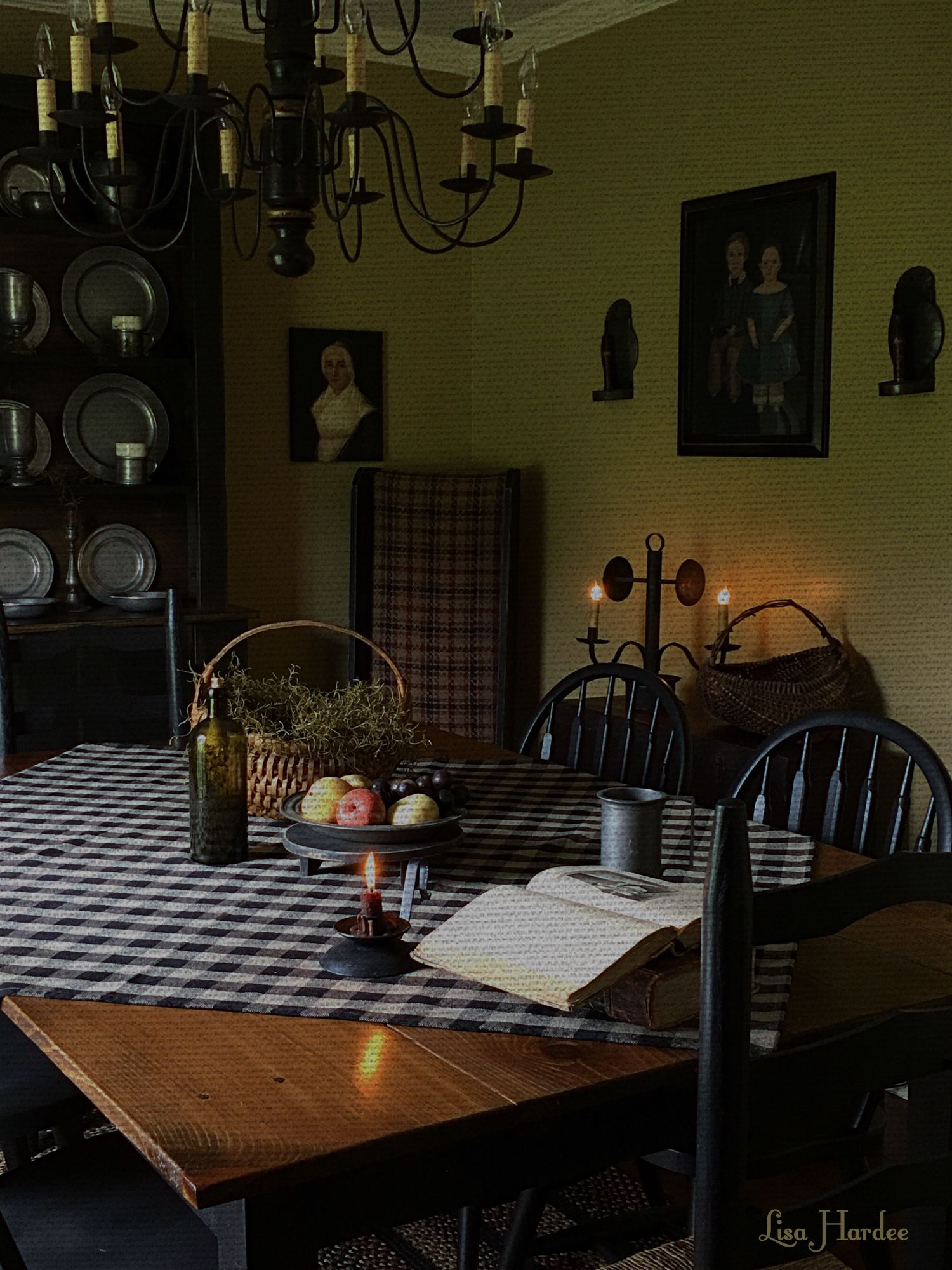 This Dining Area Has It All Meaning My Dream The Pewter