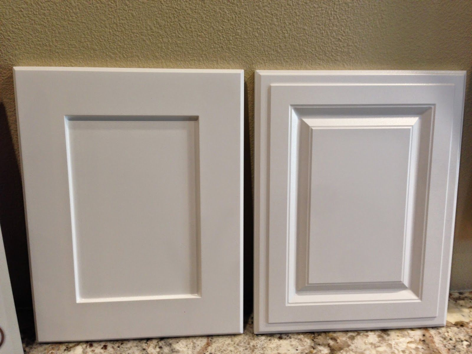 Shaker Style Kitchen Cabinets Vs Raised Kitchen Cabinets Shaker Style Cabinets Shaker Style Kitchens Shaker Style Kitchen Cabinets