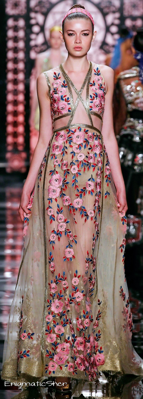 Reem Acra Spring 2016 Ready-to-Wear