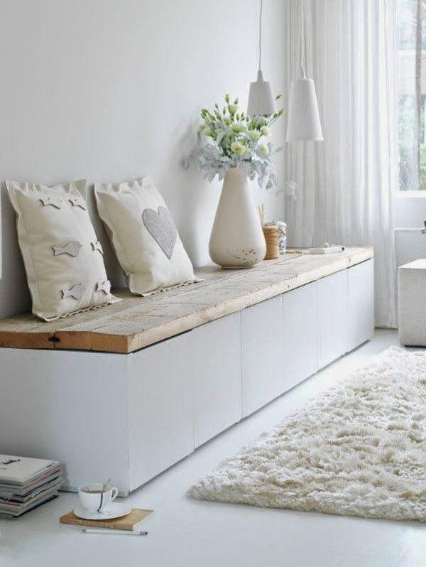 Adoro o estilo nórdico Living Pinterest Living rooms