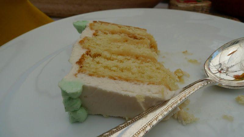 Bon Appétempt: Dulce de Leche Layer Cake