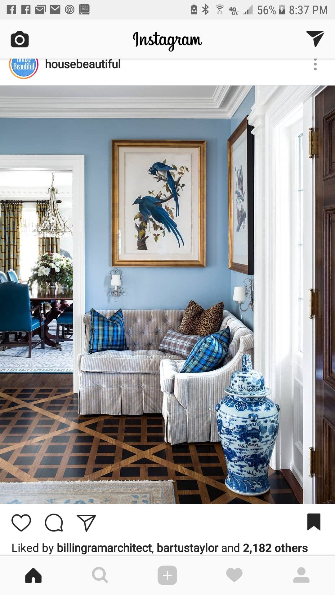 Dg Home Entry Hall Dg House Pinterest Blue And White Chinoiserie