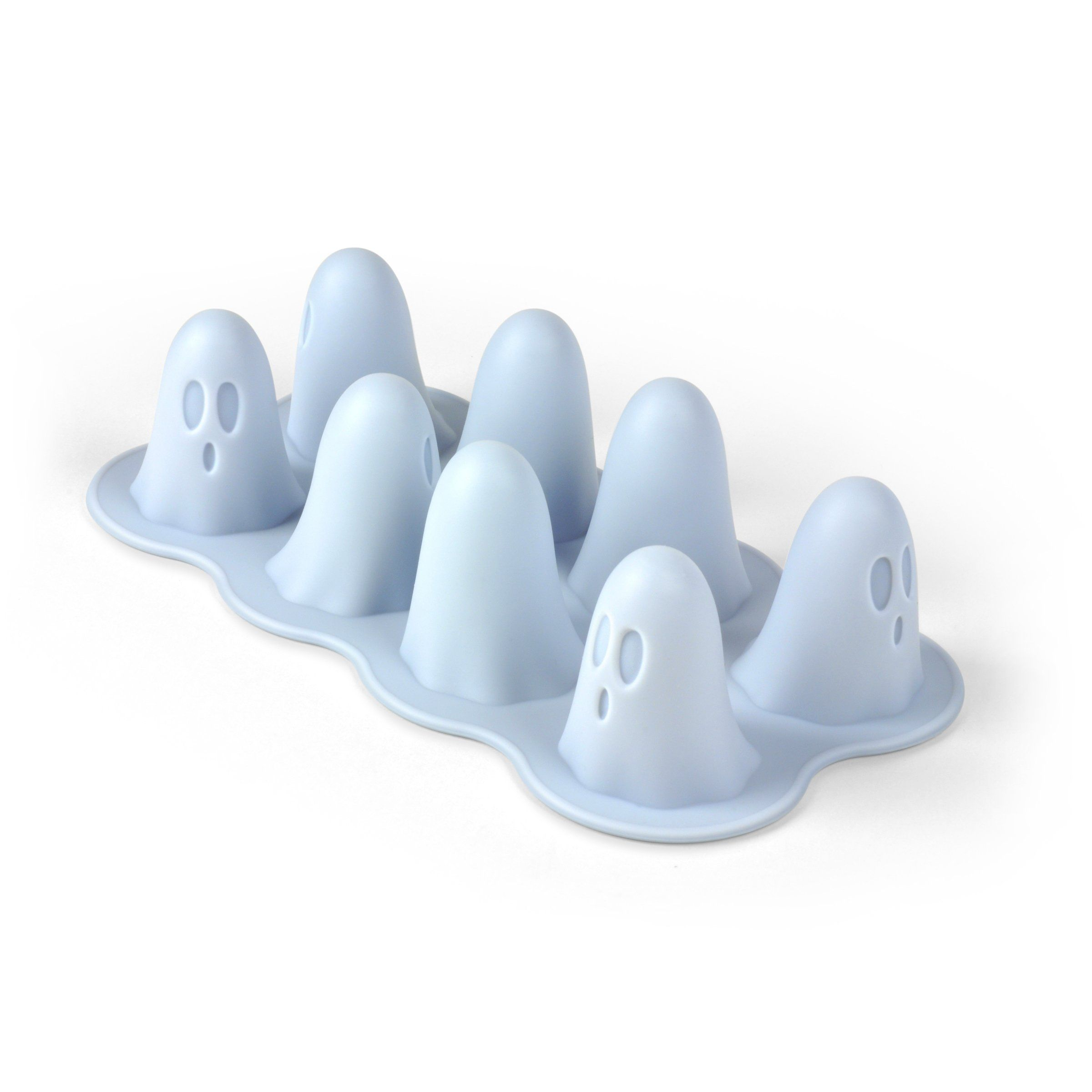 amazon: fred and friends boo cubes ghastly ice tray, grey: ice