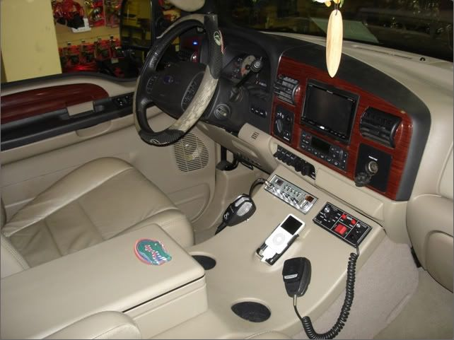 Custom Center Console Powerstrokenation Ford Powerstroke Diesel Forum Custom Center Console Ford Excursion Ford Excursion Diesel