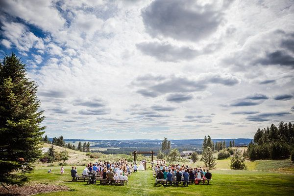 Want A Green Bluff Wedding You Re Going To Love These Venues Spokane Wedding Venues Spokane Weddings Venues