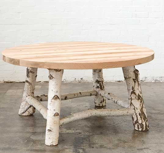 Mark Tuckey S Lovely Legs In The Raw Rustic Furniture