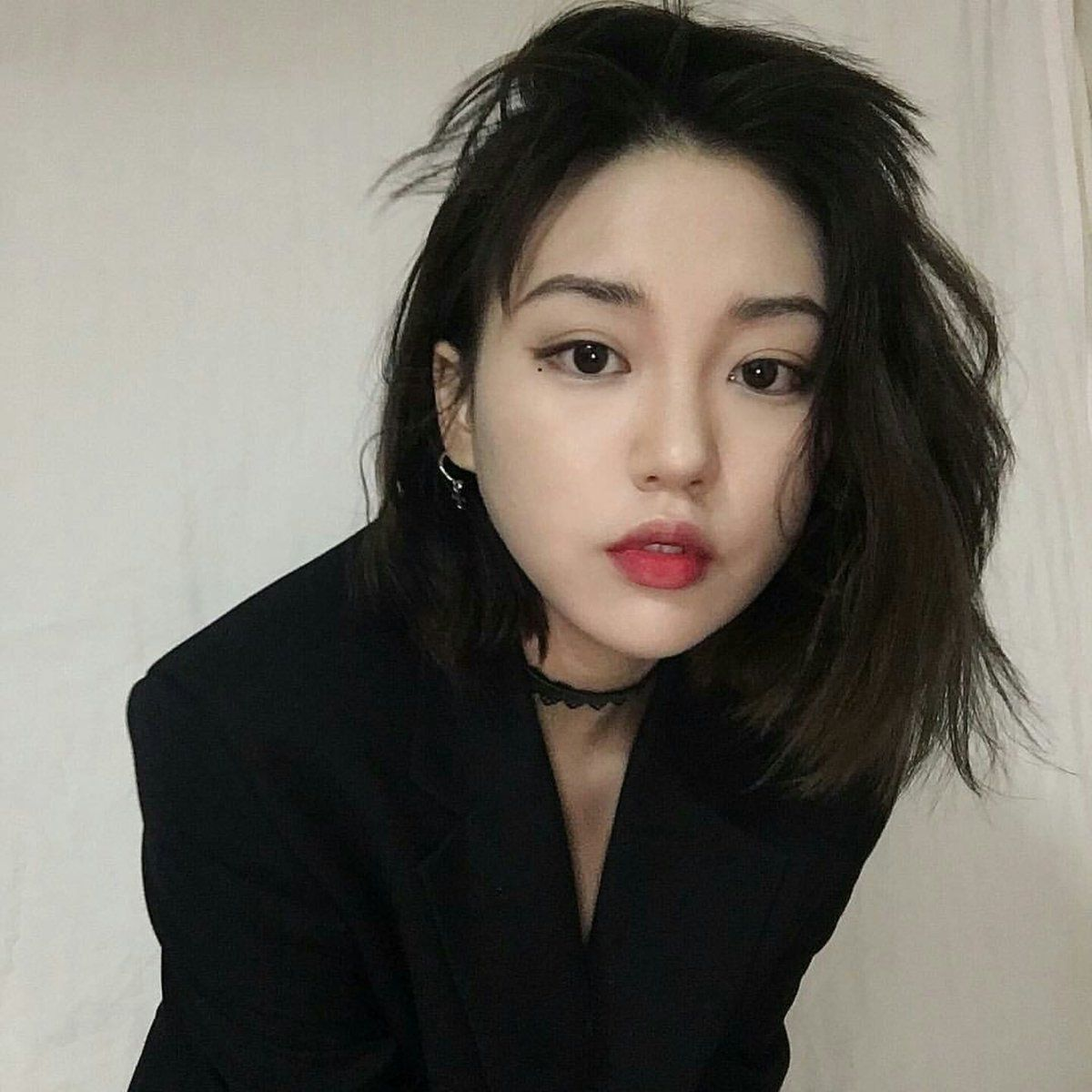 Ulzzang Girl, Short Textured