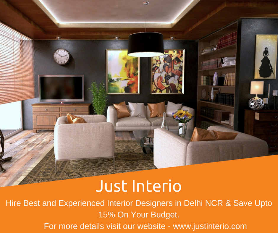 Hire Best And Experienced Interior Designers In Delhi Ncr Save