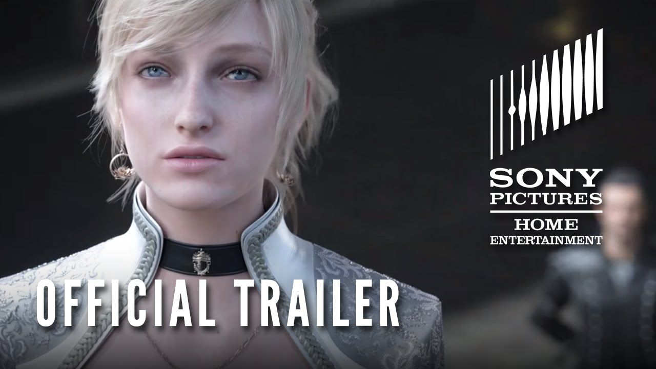 kingsglaive final fantasy xv 2016 trailer