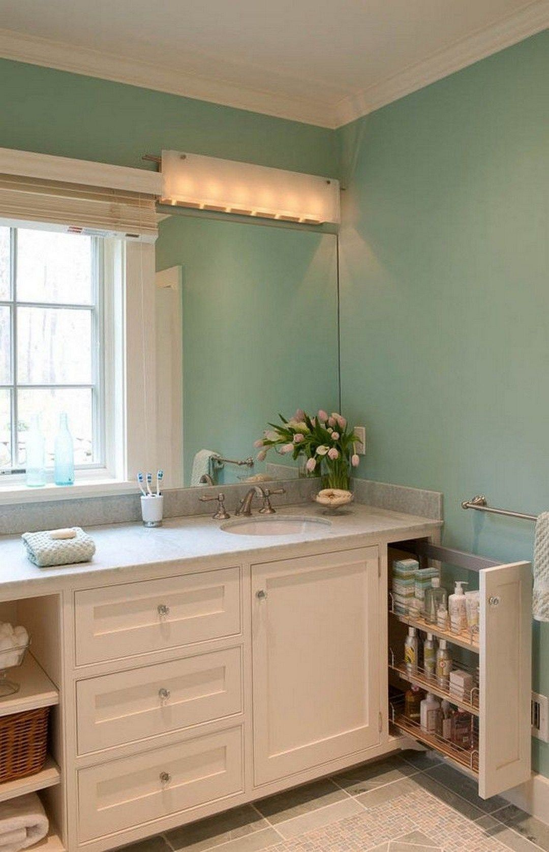 Hugedomains Com Bathroom Vanity Storage Bathroom Vanity Top Bathroom Design [ 1676 x 1080 Pixel ]