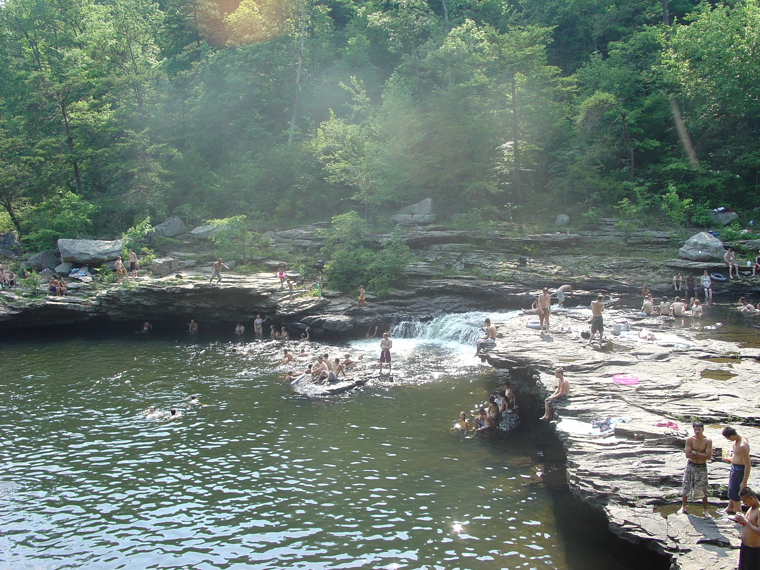 6 Great Swimming Holes To Visit In Alabama