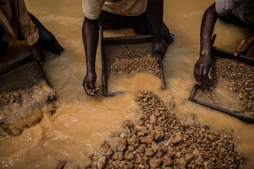 Inside the Democratic Republic of Congo's Diamond Mines ...