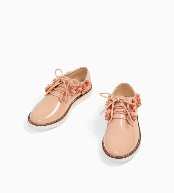 2e6fcdd1 Zapatos para niña | Nueva Colección Online | ZARA México | kamyla ...