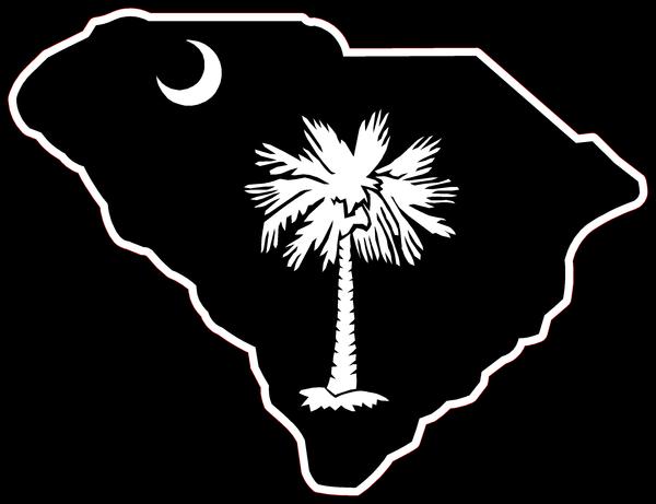 Usc Gamecocks Logos Clip Art South Carolina Palmetto Image Vector Clip Art Online Royalty Free South Carolina South Carolina State Flag Beach Music