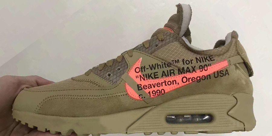 Off White™ x Nike Air Max 90