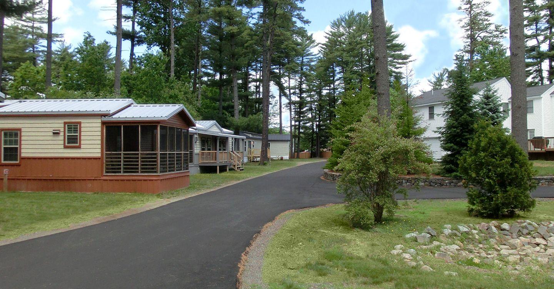 Wagon Wheel Rv Resort Campground At Old Orchard Beach Maine Sun Resorts