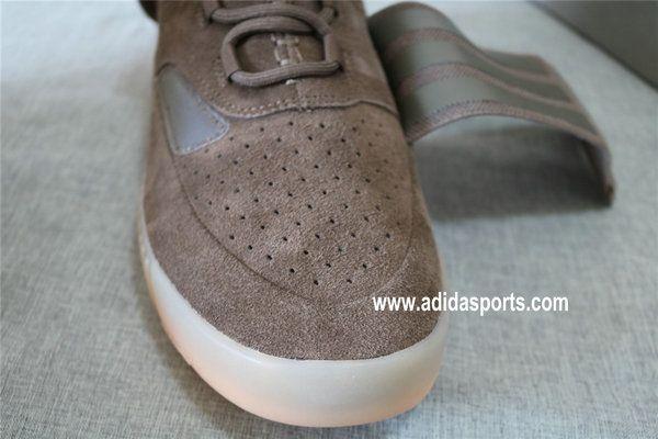 Adidas Yeezy impulsar 750 chocolate light Marrón / glow [750 chocolate