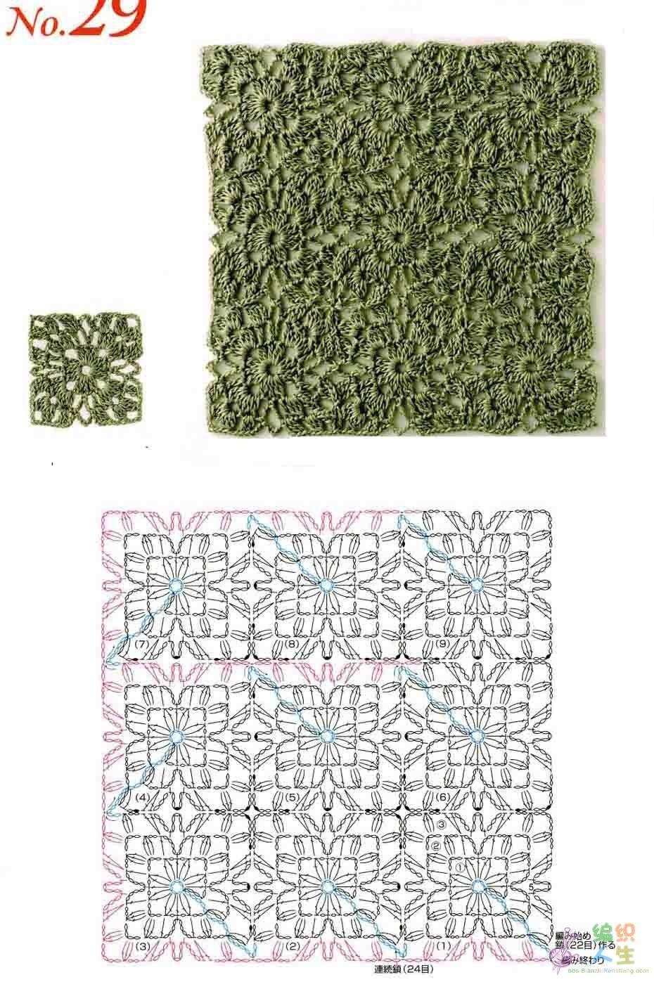 Clases de Puntos y Patrones. Libros - Patrones Crochet | MINIAPLIC ...