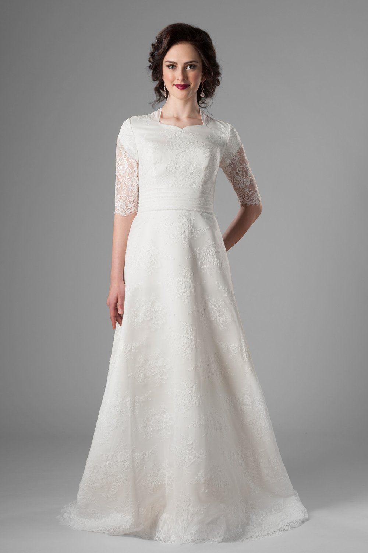 5be91db18673 Nottingham in 2019   Fashion I Love   Wedding dresses, Cheap modest ...
