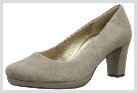 Gabor Shoes Gabor Comfort 82.190.42 Damen Pumps, Grau (koala