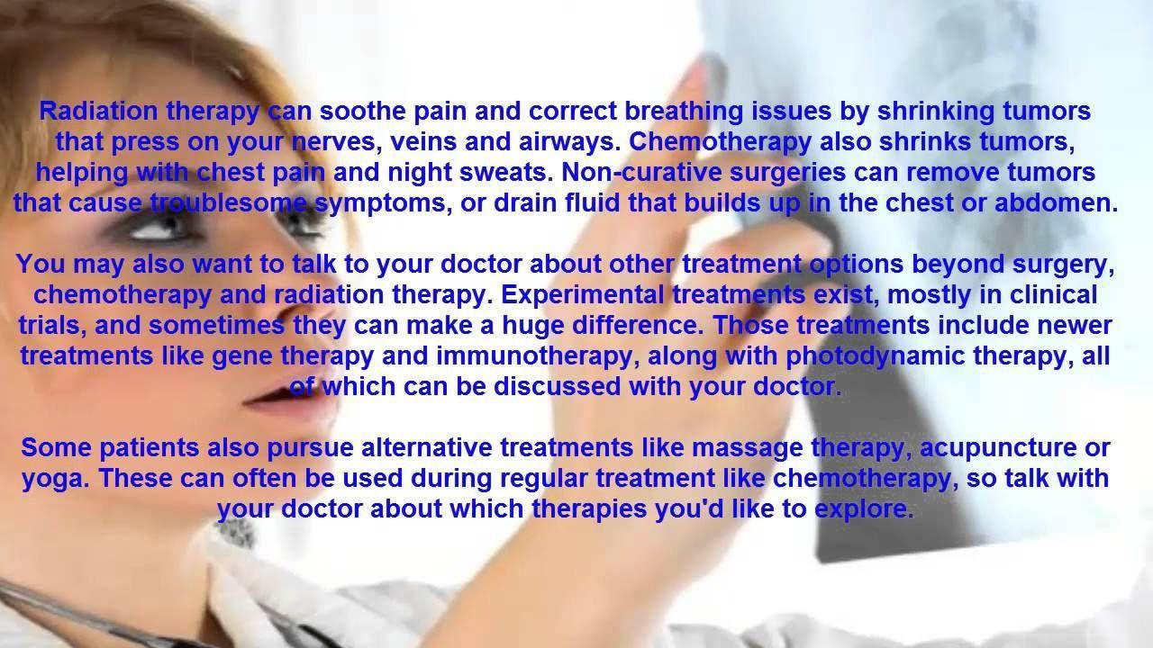 Pin on treatment of mesothelioma