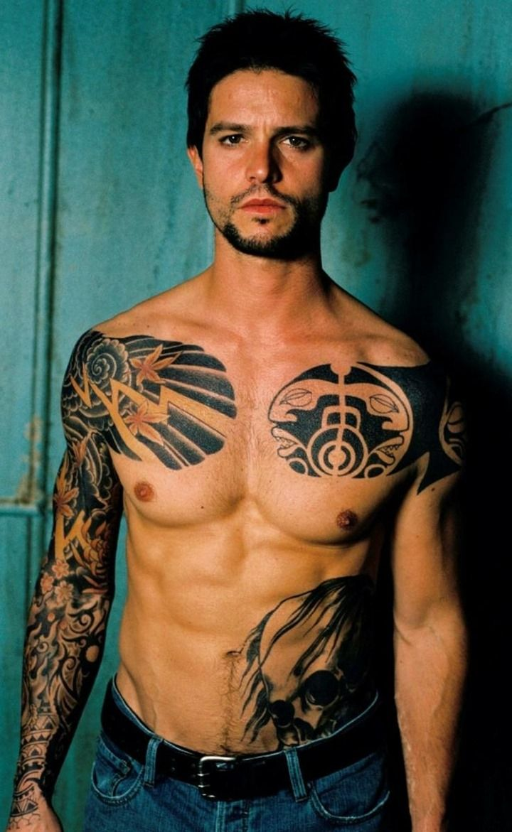 cool tattoos for men jason behr tattoo and tatoo. Black Bedroom Furniture Sets. Home Design Ideas