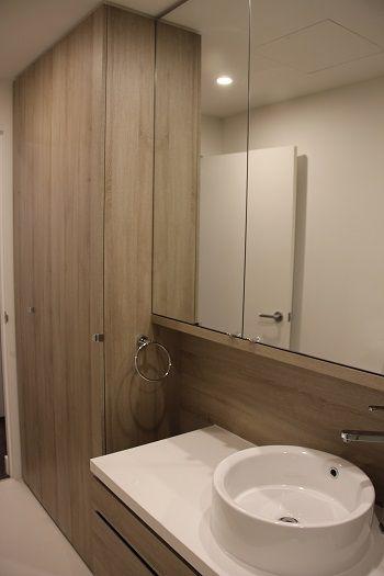 Aqueous Apartments Created using Egger 18mm and 50mm Molina sand decorative board