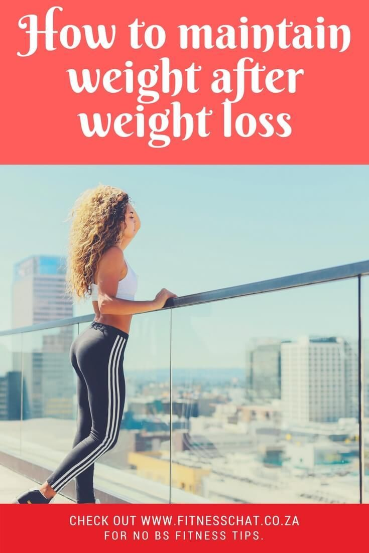 Watch How to Maintain Your Weight Loss video