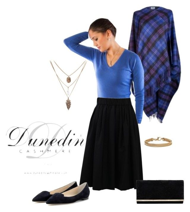 """""""Dunedin Cashmere"""" by lacehearts58 ❤ liked on Polyvore featuring Brunello Cucinelli, Jimmy Choo, Blue Nile, women's clothing, women's fashion, women, female, woman, misses and juniors"""