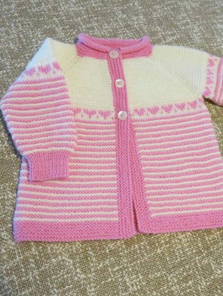 In the pink | Jacquard - Fair Isle - Tricot | Pinterest | Stricken ...