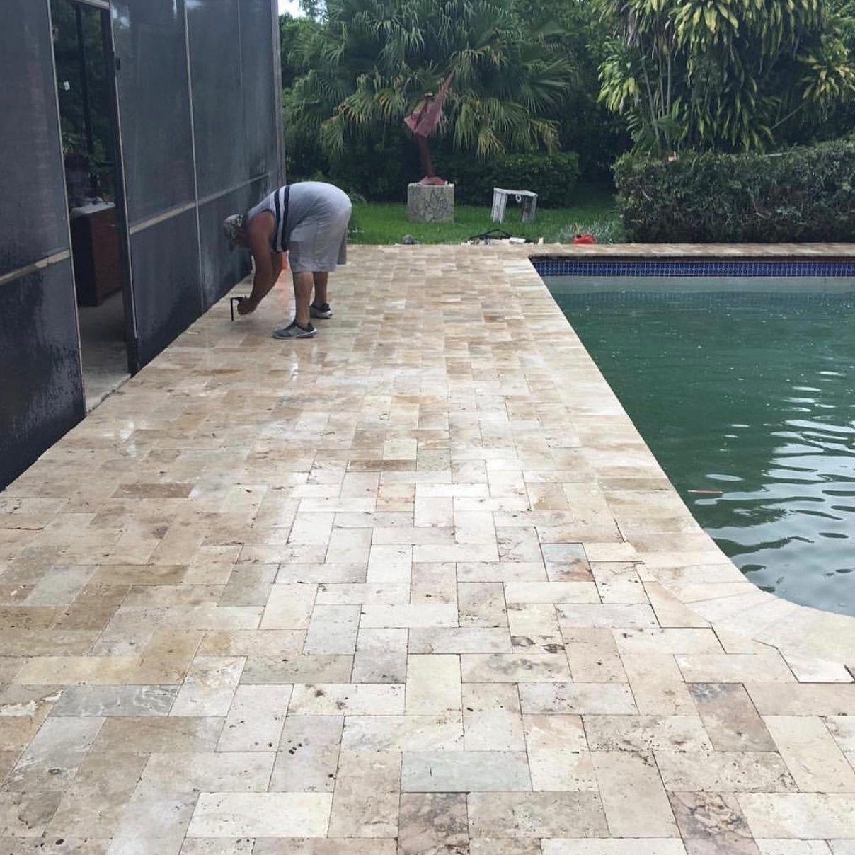 Patio Paver Installation Contractors: More Click [...] Best Pavers For Driveway Stamped Concrete