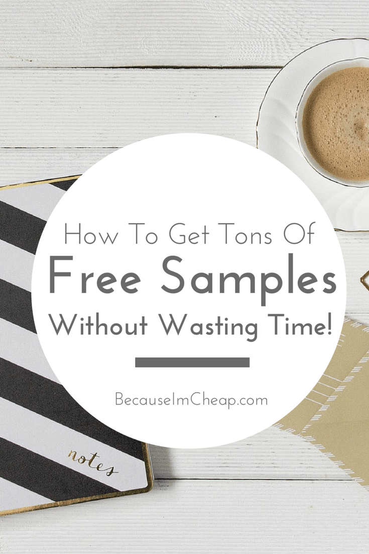 How To Get Free Samples By Mail  Fill Your Mailbox  Free Stuff