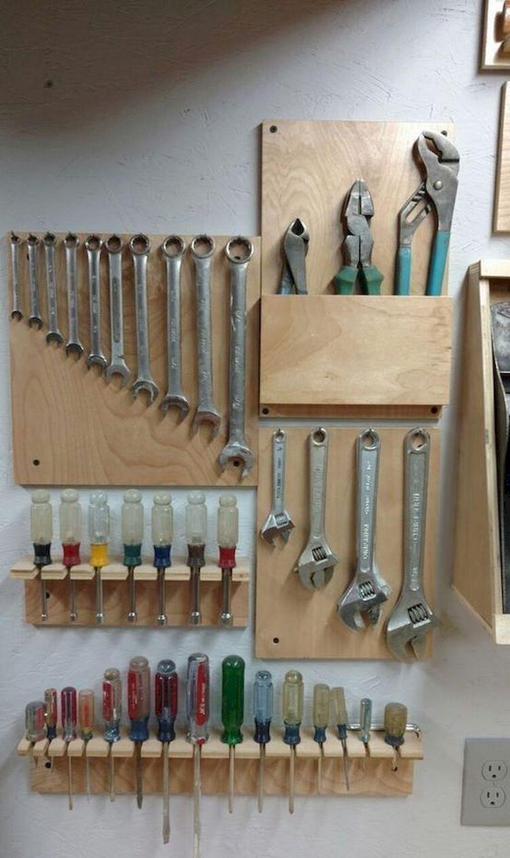 60 Clever Garage Organization Ideas Insidexterior Garage Organization Diy Garage Storage Garage Storage Organization