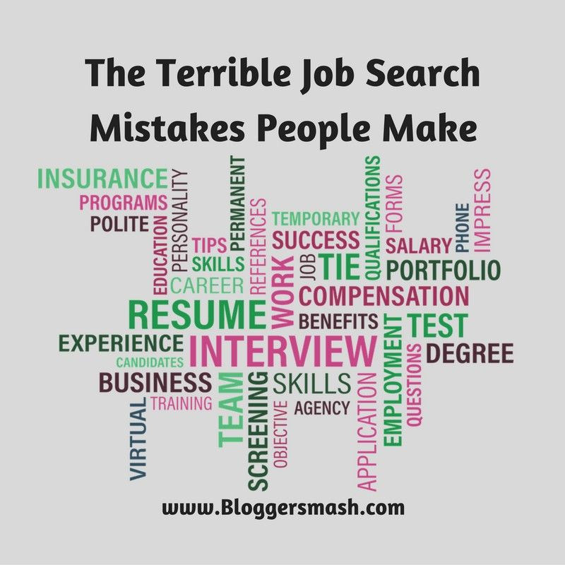 It is astounding that people continue to make the same mistakes - common resume mistakes