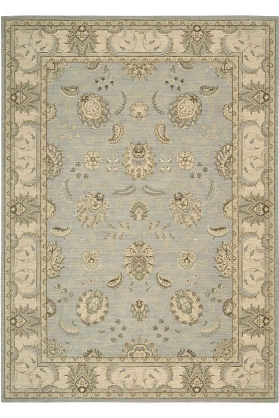 Darien Area Rug In Aqua 12 X 15 Very Pretty And Soft And Large