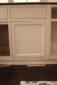 diy built ins series how to install inset cabinet doors with rh pinterest com