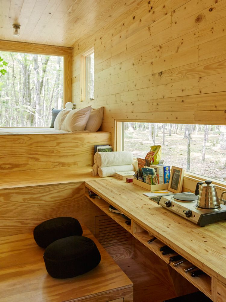 Maisie By Getaway House Tiny House Rentals Tiny House