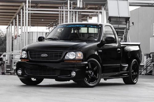 Ford Svt Lightning >> Paul Barrow S 2001 Ford F 150 Svt Lightning Svt Lightning Ford