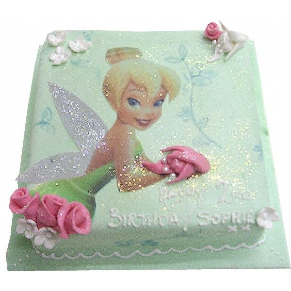 Tinkerbell Pirate Fairy Cakes Pinterest Tinkerbell Cake And
