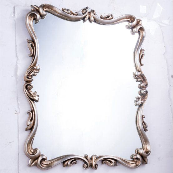 Elegant Furniture Lighting Antique Wall Mirror 32w X 40h In Antique Mirror Wall Mirror Wall Modern Mirror Wall