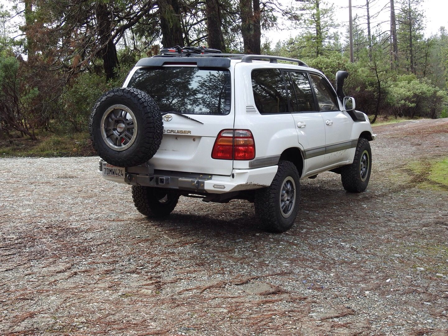 Dissent Offroad 100 Series Build Expedition Portal Expedition Portal Land Cruiser The 100
